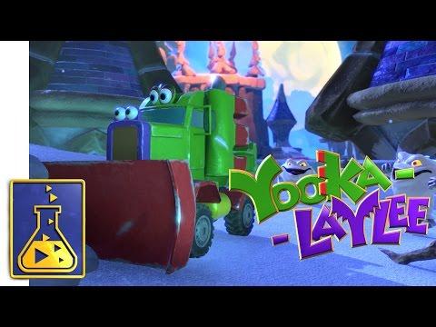 Yooka-Laylee - Gamescom 2016 Trailer thumbnail