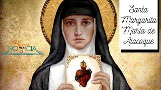 Biografía de Santa Margarita María de Alacoque
