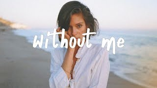 Halsey   Without Me (Lyric Video)