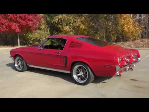 Video of '68 Mustang GT - JUJ8