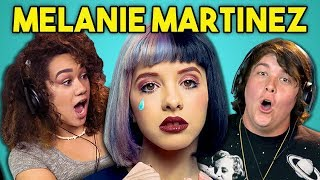 COLLEGE KIDS REACT TO MELANIE MARTINEZ