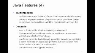 Java Programming - Lecture 1