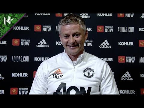 United have made impressive progress this season | Leicester v Man United | Ole press conference