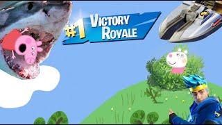 Peppa Pig Plays Fortnite 2 (Funny Edit)