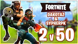 THIS DUO IS INSANE! ft. Dakotaz (Fortnite Battle Royale)