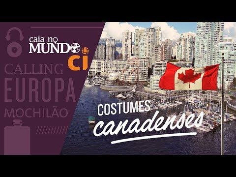 Conheça os principais costumes canadenses!