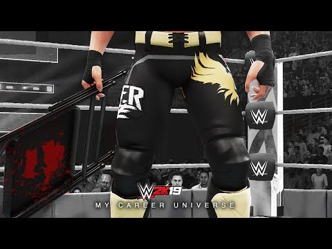 WWE 2K19 My Career Universe - Ep 5 - SNAP....