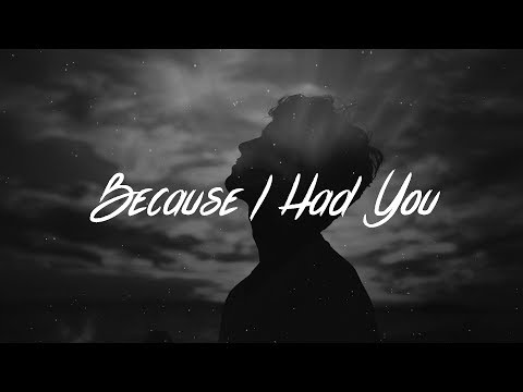 Shawn Mendes - Because I Had You (Lyrics) - Gold Coast Music