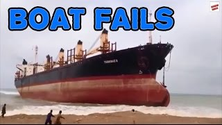 Boat Fails Compilation