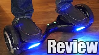 Self Balancing Mini-Segway, Hoverboard, 2-Wheel Smart Electric Scooter: Review
