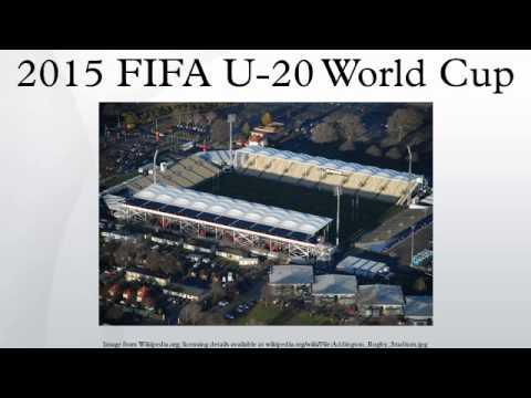 Noticias Copa Mundial Sub-20 Nueva Zelanda 2015 | Partidos