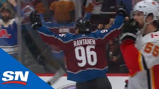 The Last 25 Years Of NHL Playoffs Overtime Goals: Colorado Avalanche
