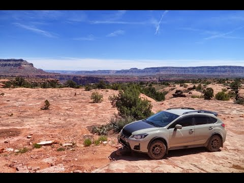Subaru Crosstrek Northern Arizona Off-Road Adventure!