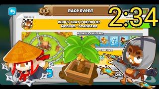btd6 race whos that pokemon - Thủ thuật máy tính - Chia sẽ