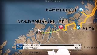 ARON 2014 - Route Presentation