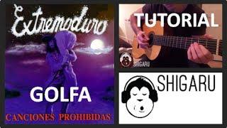 Cómo tocar 'Golfa' de Extremoduro (Tutorial de guitarra para principiantes/Intermedio)