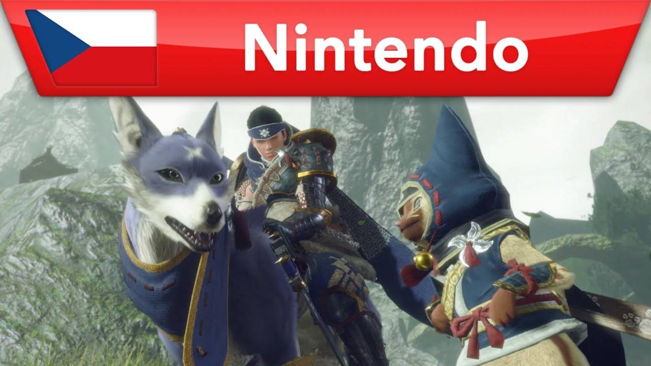 Monster Hunter Rise – Launch Trailer | Nintendo Switch