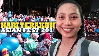Antre, Hujan, dan Meriah di Hari Terakhir Asian Fest 2018 GBK