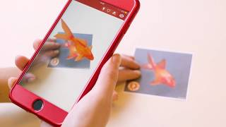 Create and import a 3D model into Augmented Reality