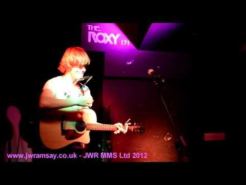 """Ryan Morcombe plays The """"Roxy 171"""" (Glasgow, Scotland)"""