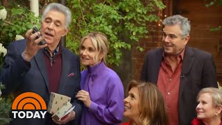 'Brady Bunch' Kids Have A Very Brady Lunch With Hoda And Natalie | TODAY