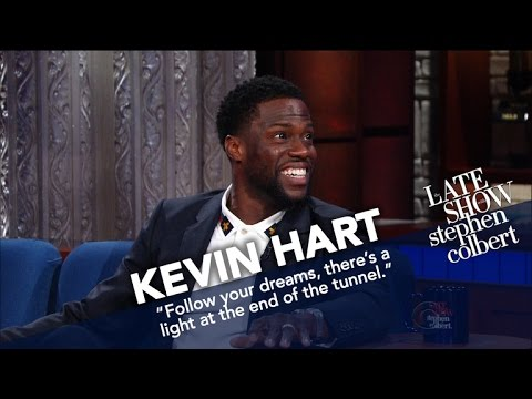 Kevin Hart Is Friends With Players On The Warriors And Cavaliers (видео)