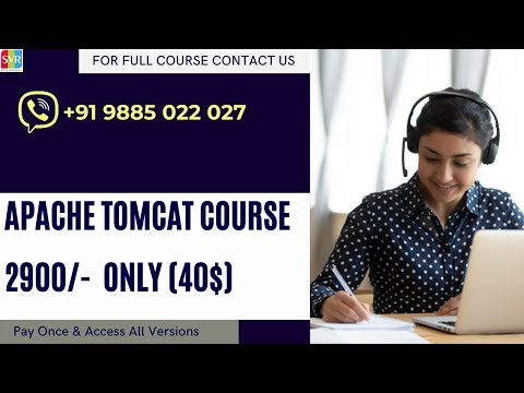 Apache Tomcat Online Classes Session 01 - YouTube