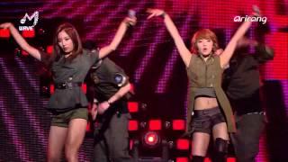 M-Wave - 4Minute(포미닛) _ I My Me Mine