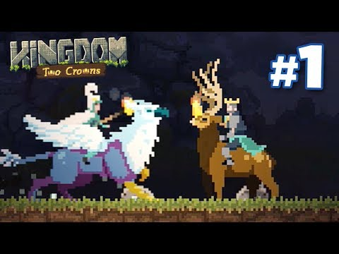 WE TWO KINGS TRAVEL THE LAND! - KINGDOM TWO CROWNS | Ep1