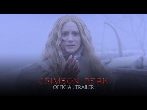 Video trailer för Crimson Peak - Official Theatrical Trailer [HD]