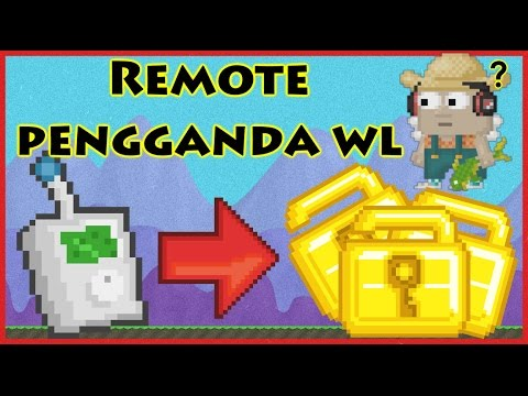 Video Growtopia Indonesia - Geiger Counter