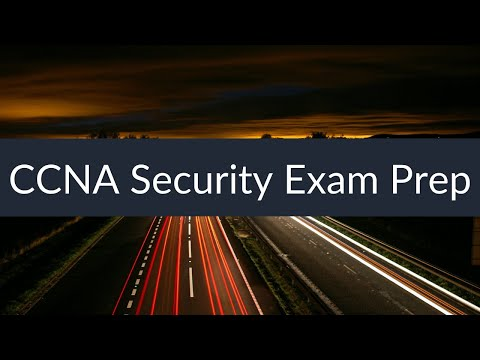 CCNA Security Exam Prep - YouTube