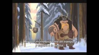 """Como entrenar a tu dragon (Cortometraje): """"La leyenda del dragon rompe-huesos"""". Parte 1."""