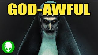 The Nun Is Terrible (and other awful movies about nuns)