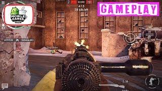 World War Heroes Gameplay
