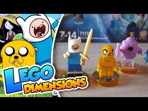 Zuzumba! Hora de Aventuras! | Unboxing | Lego Dimensions