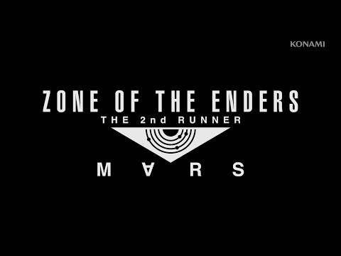Trailer comparatif des diverses versions de Zone of the Enders : The 2nd Runner MARS