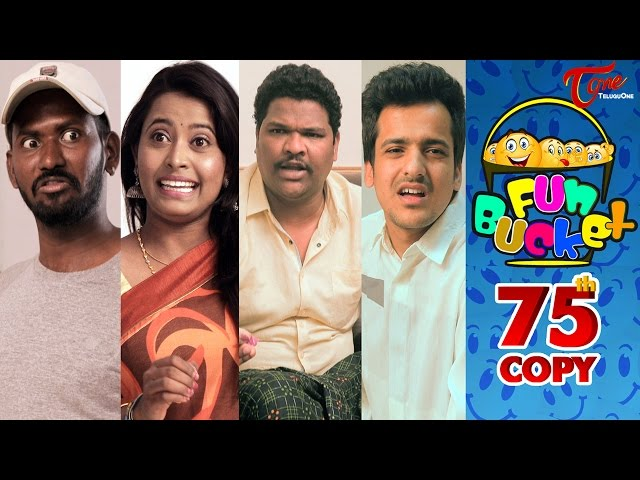 Fun Bucket – 75th Episode – 4th March 2017 | Mahesh, Vishnu Priya, Harsha