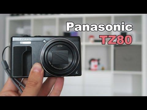 Panasonic TZ80, una cámara compacta con zoom óptico de 30 aumentos