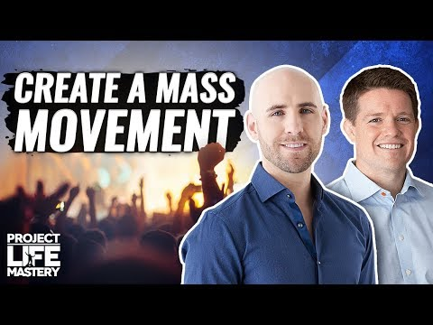 How Russell Brunson Built A $100 Million Company & Mass Movement With ClickFunnels