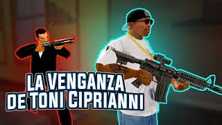 La Venganza De Toni Cipriani GTA San Andreas [Parodia Loquendo]