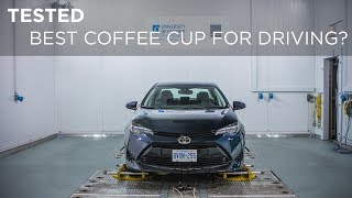 What's the best coffee cup for driving?   Driving.ca