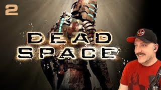 DEADSPACE // EP.2 // Classic Space Horror // TOP 10 GAME // Live Stream Gameplay