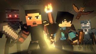 Treasure Trails (Minecraft Animation)