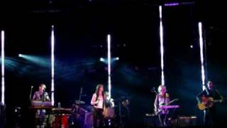 "Charlotte Gainsbourg "" the songs that we sing"" live francofolies La Rochelle 2010.avi"