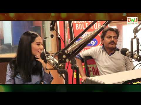 Thackeray - Exclusive interview with  Nawazuddin Siddiqui  and Amrita Rao on DesiwebUSA