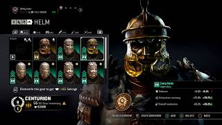 CENTURION - OPENING 10 PREMIUM PACK CRATES (NEW LEGENDARY GEAR!!) - REP 9 - FOR HONOR - HD