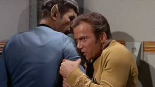 Kirk and Spock's Guy Love