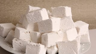 Homemade Marshmallows Recipe - Laura Vitale - Laura In The Kitchen Episode 896