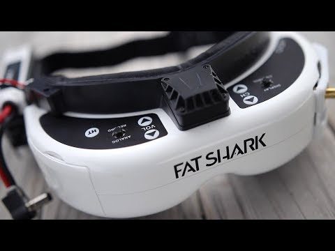 Adapting To Fat Shark HDO Goggles From The Dominator V3